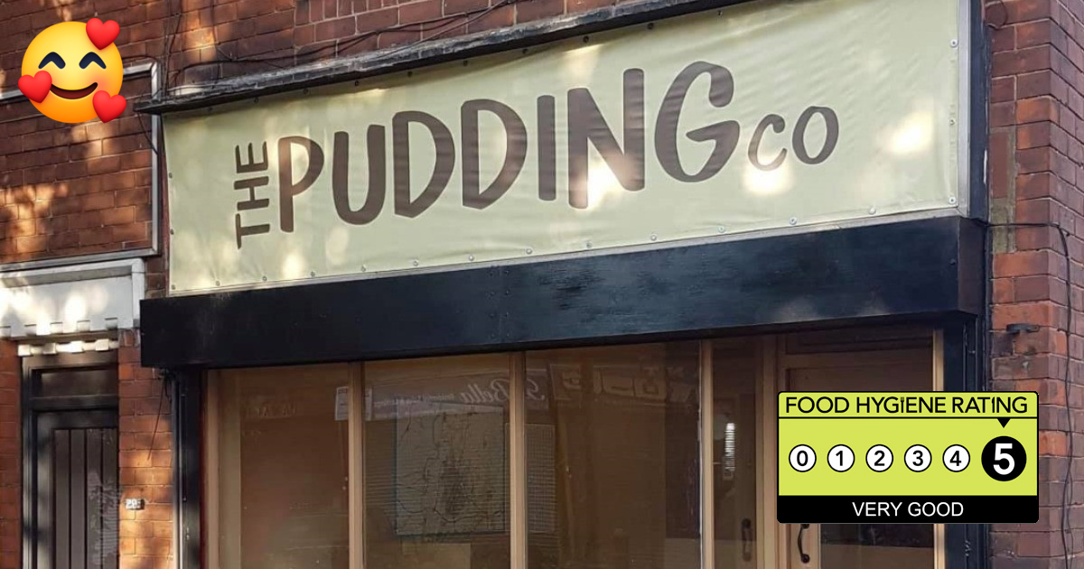 The Pudding Co Scunthorpe