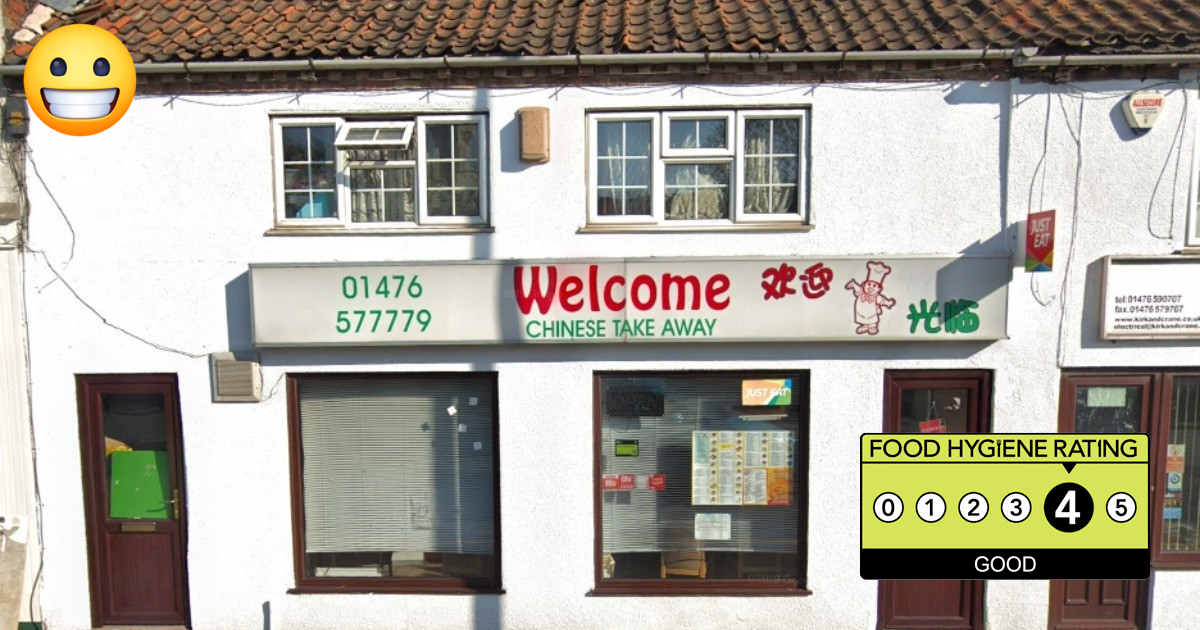 Welcome Chinese Takeaway