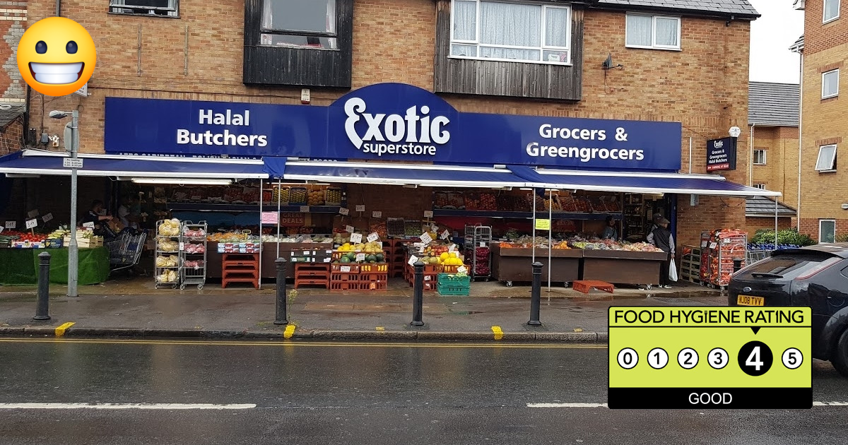 Kashmir Halal Butchers At Exotic Superstore