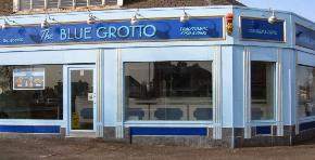 Madras Curry House And The Blue Grotto